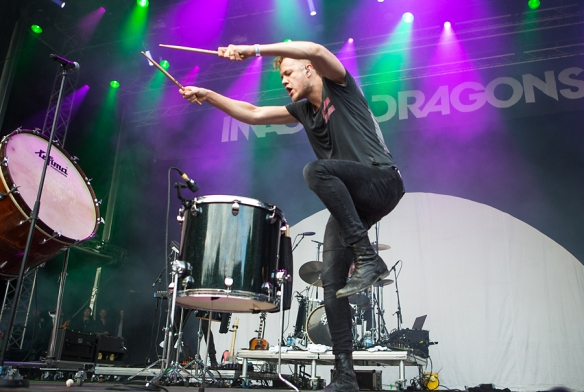 Imagine Dragons © Per Ole Hagen