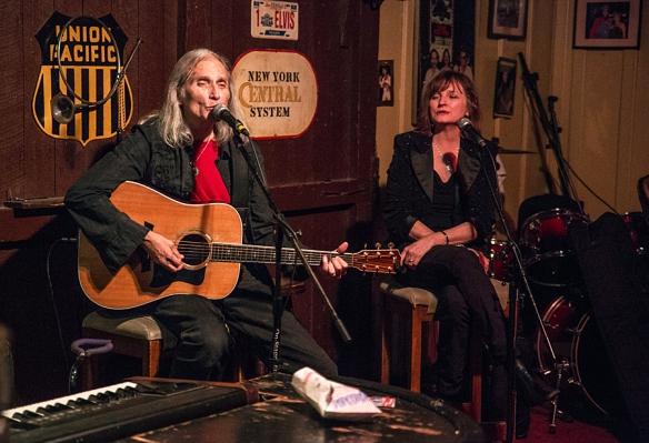 Jimmy Dale Gilmore Christine Albert © Per Ole Hagen