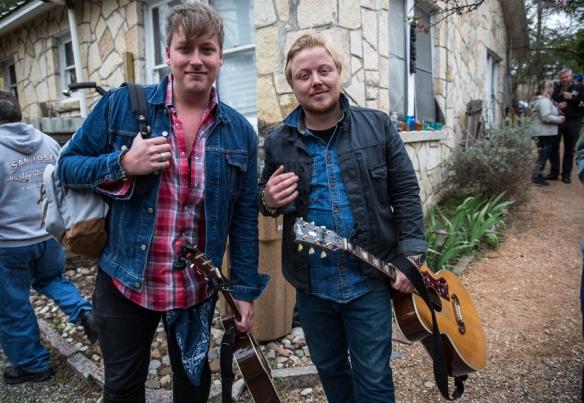 Kurt Nilsen and Tommy Kristiansen © Per Ole Hagen