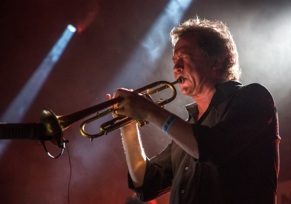 Nils Petter Molvaer © Per Ole Hagen