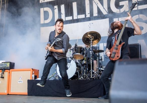 Dillinger Escape Plan © Per Ole Hagen