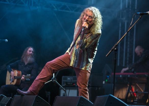 Robert Plant © Per Ole Hagen