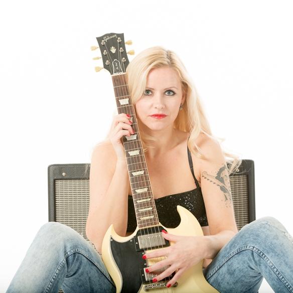 Christina Skjølberg - press photo