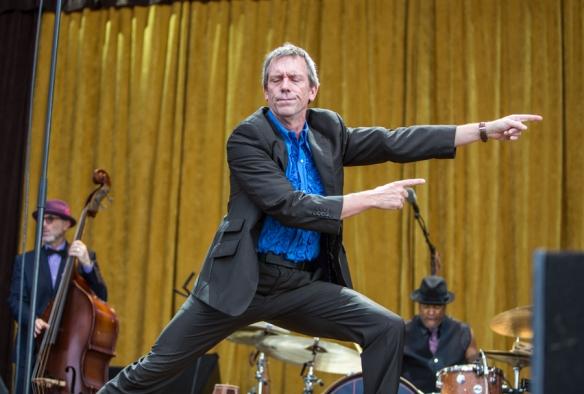 Hugh Laurie © Per Ole Hagen