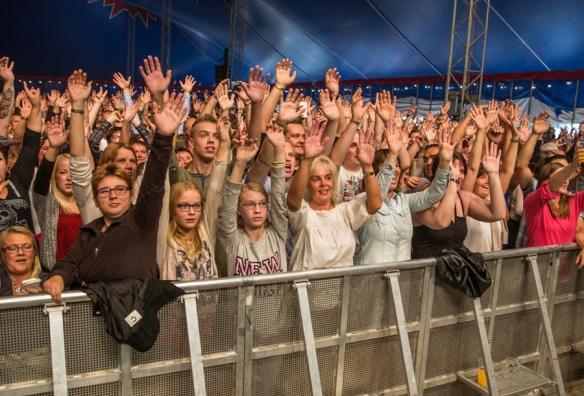 DDE Audience © Per Ole Hagen