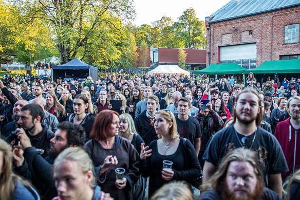 Eidsivablót audience © Per Ole Hagen