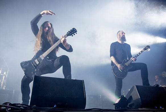 In Flames © Per Ole Hagen