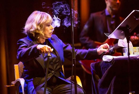 Marianne Faithfull © Per Ole Hagen