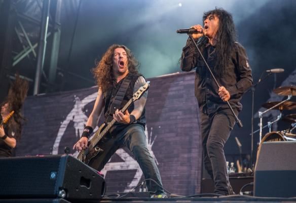 Anthrax © Per Ole Hagen