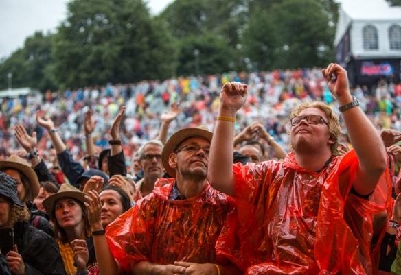Bryan Ferry audience © Per Ole Hagen