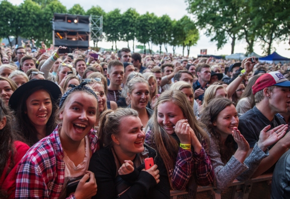 John Mayer Audience © Per Ole Hagen