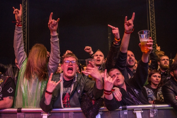 Bombers Audience © Per Ole Hagen