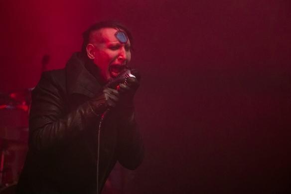 Marilyn Manson © Per Ole Hagen