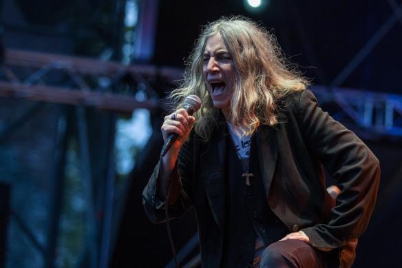 Patti Smith © Per Ole Hagen