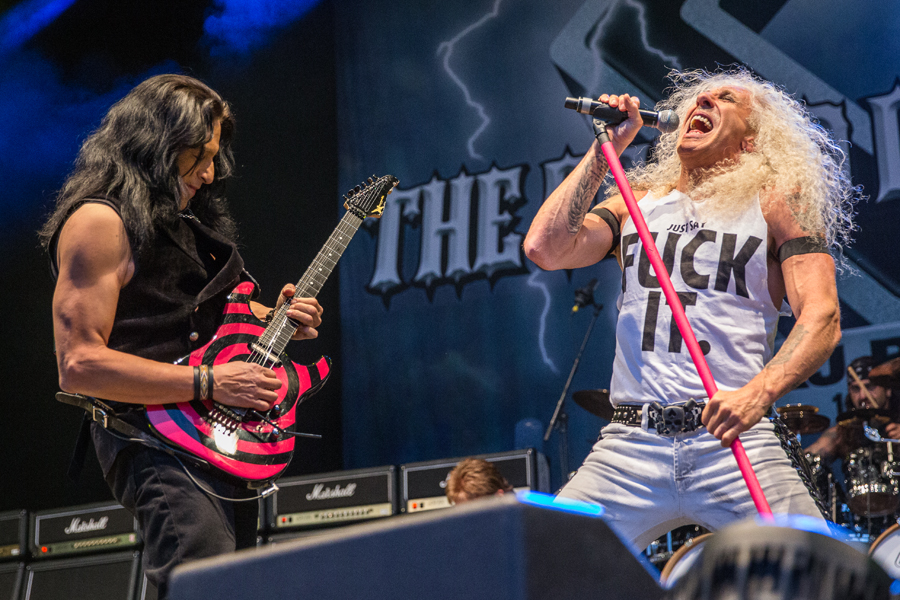 Tons of Rock 2015 – Friday With Twisted Sister, Gojira ...