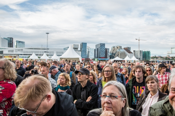 Fjordfest audience © Per Ole Hagen