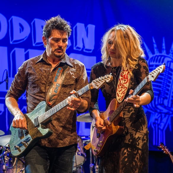 Mike Zito Samantha Fish 29072015-15