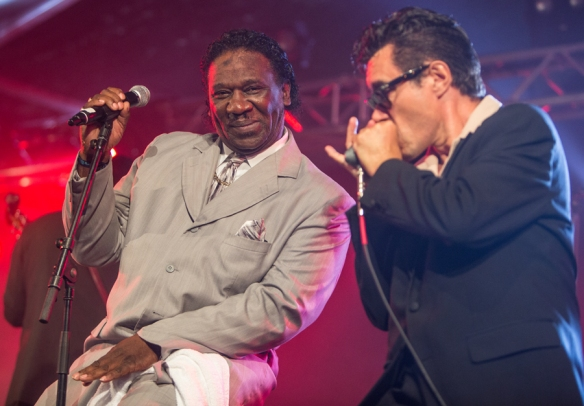 Mud Morganfield © Per Ole Hagen