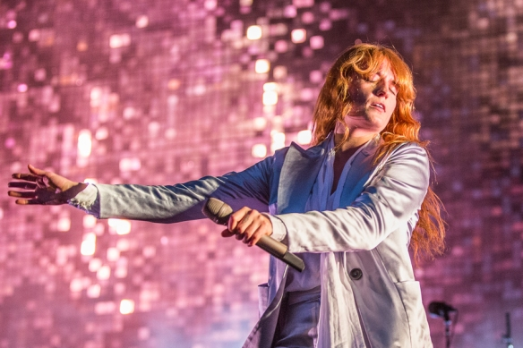 Florence and the Machine © Per Ole Hagen