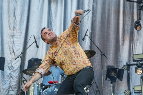 Future Islands @ Per Ole Hagen