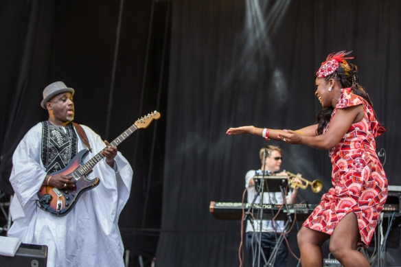 Ibibio Sound Machine © Per Ole Hagen
