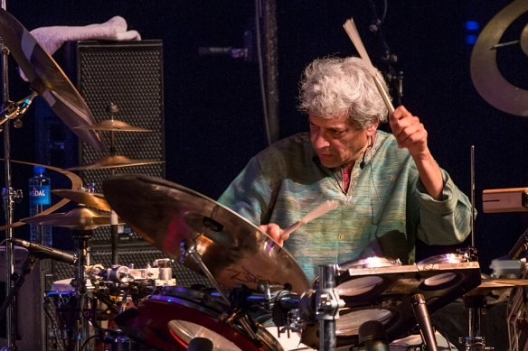 Jan Garbarek Group featuring Trilok Gurtu @ Per Ole Hagen