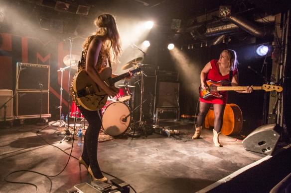 Hedvig Mollestad Trio © Per Ole Hagen