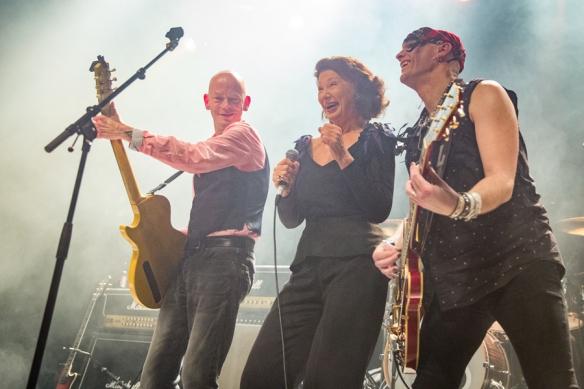 Raga Rockers hyllest © Per Ole Hagen