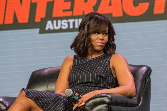Michelle Obama © Per Ole Hagen