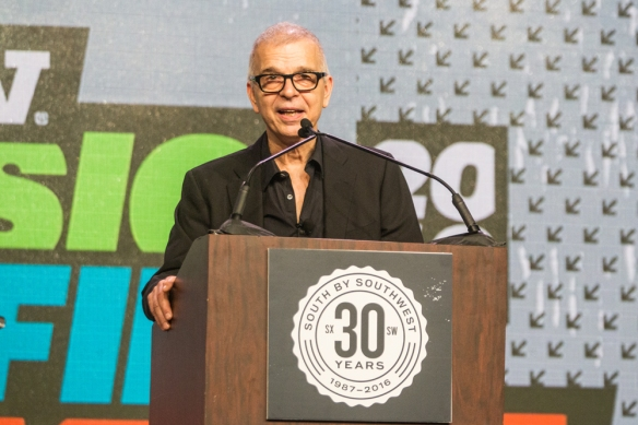 Tony Visconti © Per Ole Hagen