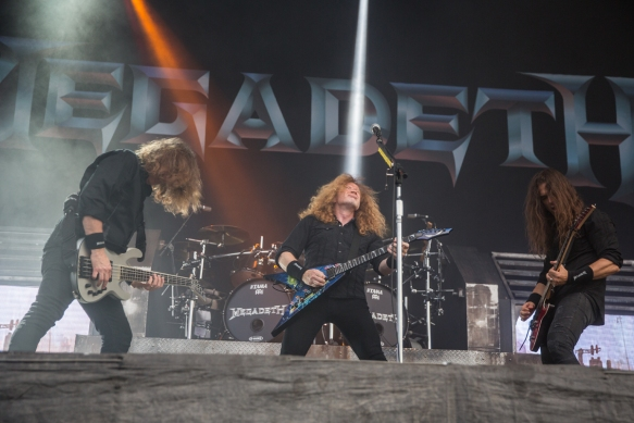 Megadeth © Per Ole Hagen