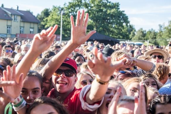 Publikum Stavernfestivalen © Per Ole Hagen