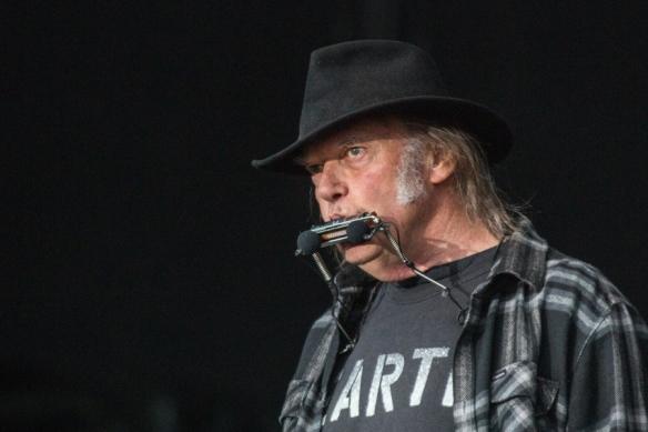 Neil Young © Per Ole Hagen