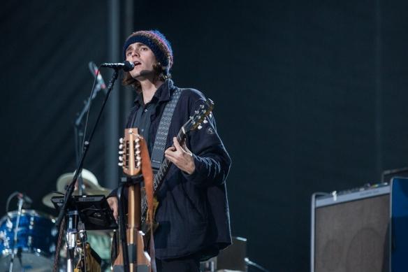 Micah Nelson Neil Young © Per Ole Hagen