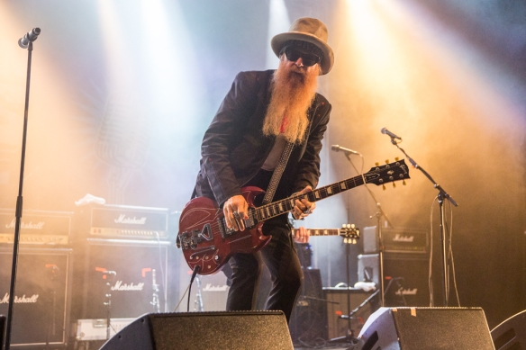 Billy Gibbons © Per Ole Hagen