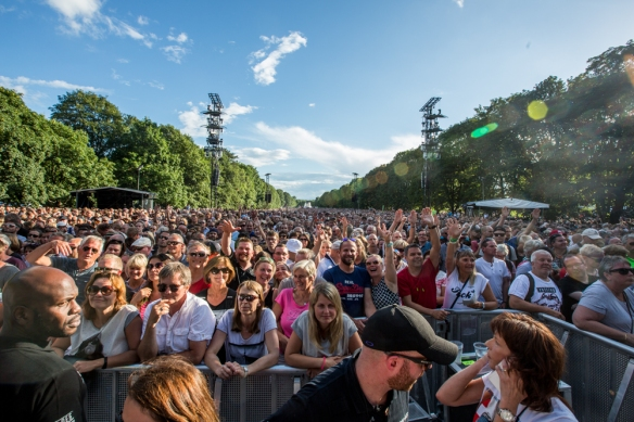 Audience Bruce Springsteen ©Per Ole Hagen