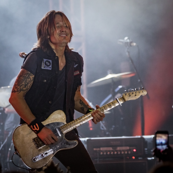 Keith Urban At The Stubb\'s During SXSW | Artist Pictures Blog